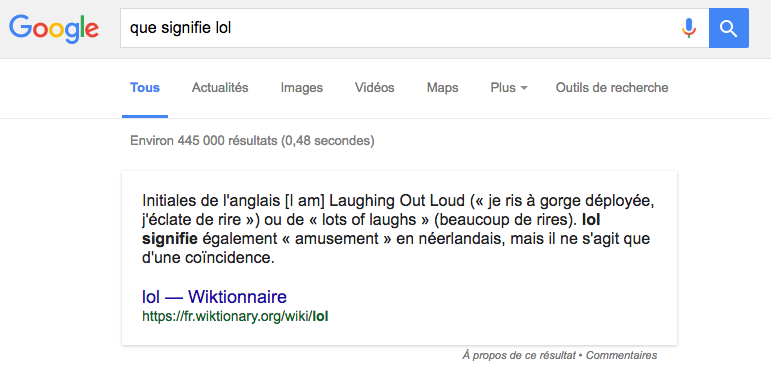 google-featured-snippets-lol