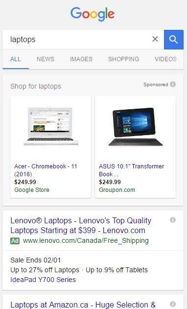 google-non-carousel-pla
