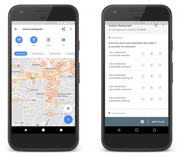 google-maps-accessibilité-fauteuil-roulant