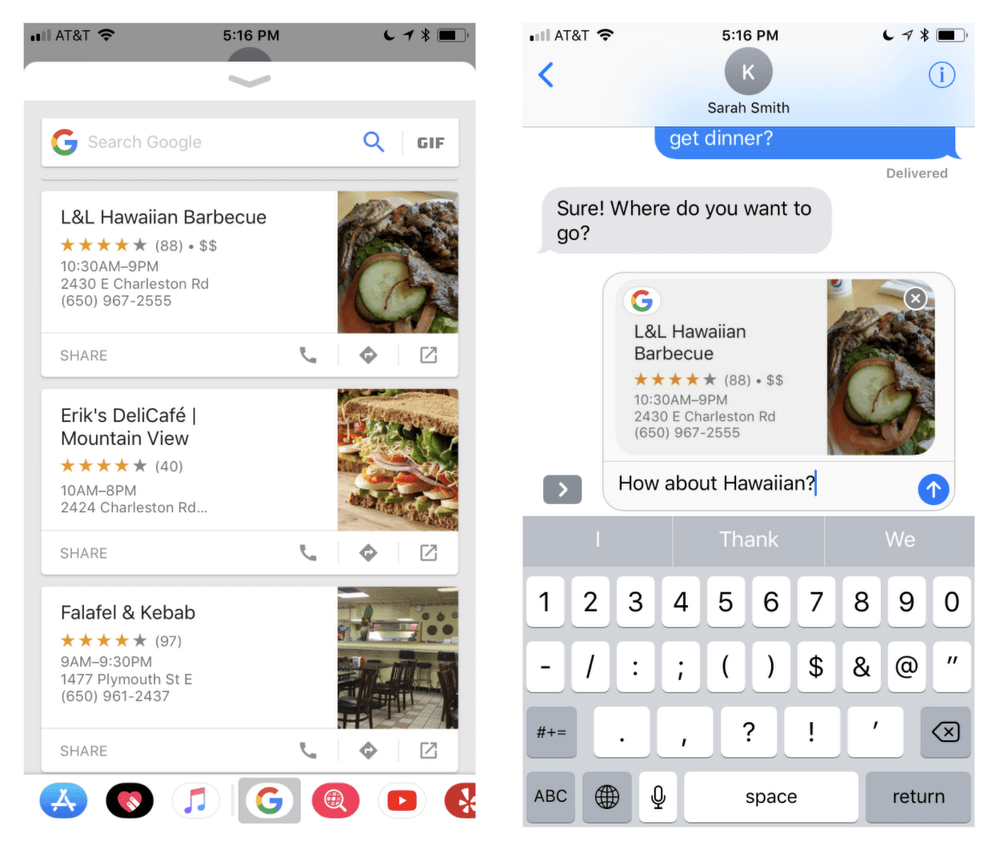 imessage-extension-food-results