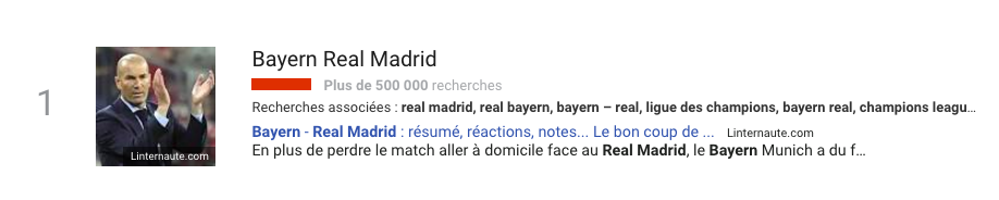 Bayern Real Madrid