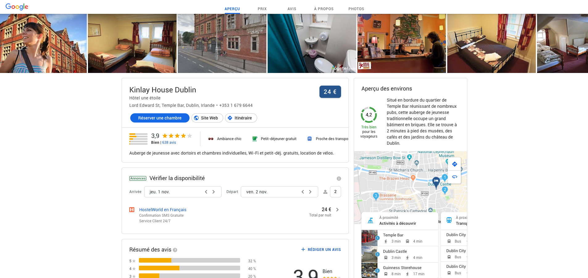 hotels-google-nouvelle-conception