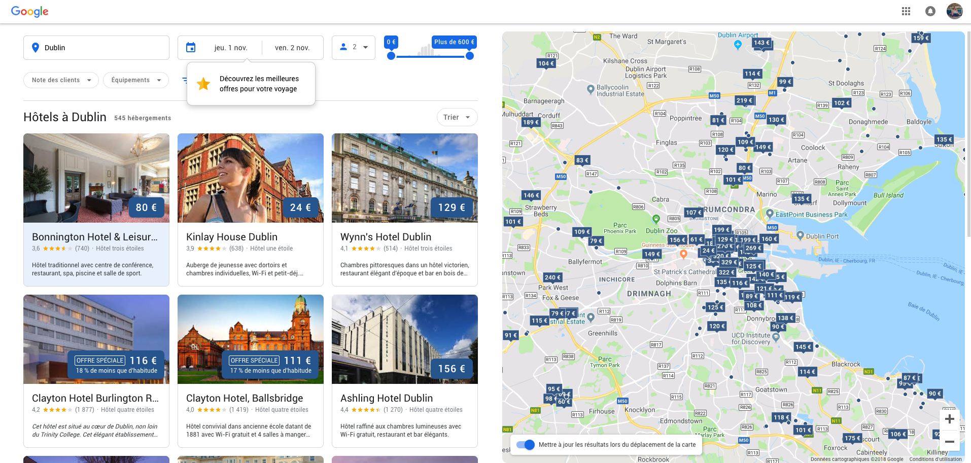 interface-hotels-google