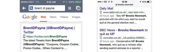 google-icone-non-mobile-friendly