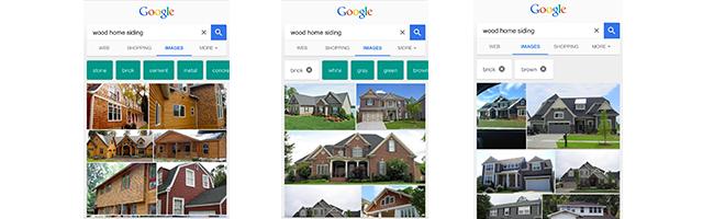 google-mobile-images-filtres