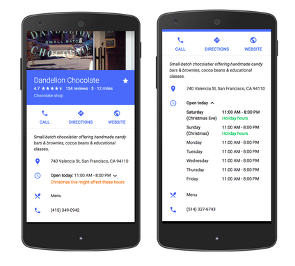 google-my-business-horaires-speciales