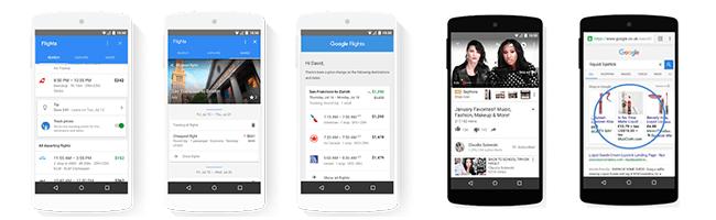 google-fonctionnalites-mobile