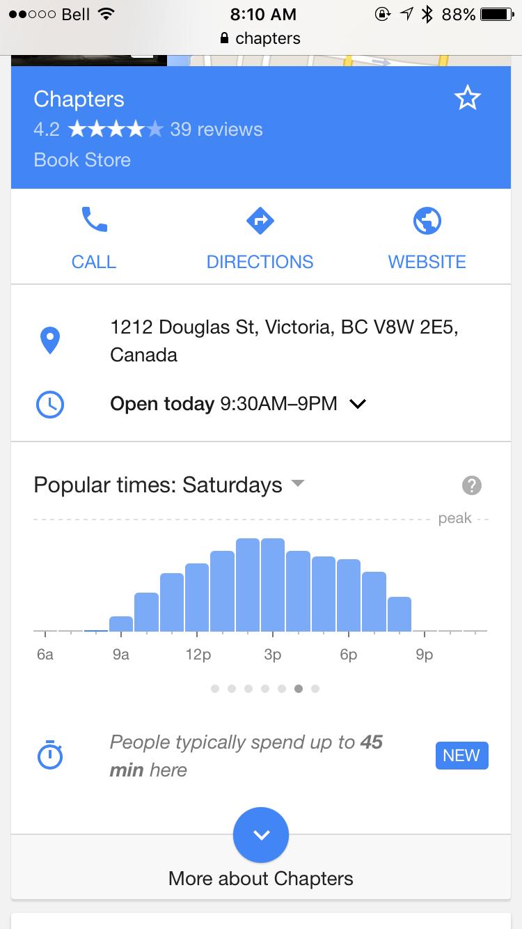 google-local-temps-passe
