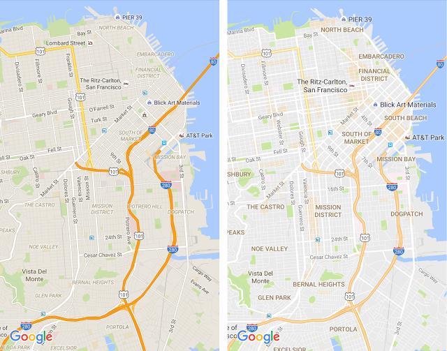 google-maps-mise-a-jour