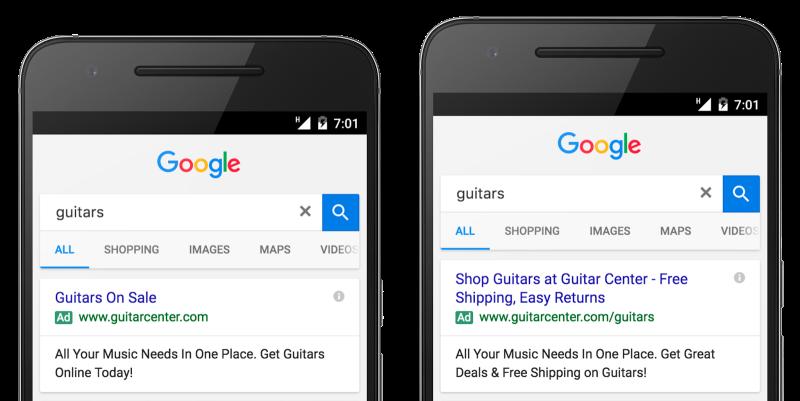 google-publicites-textuelles-etendues
