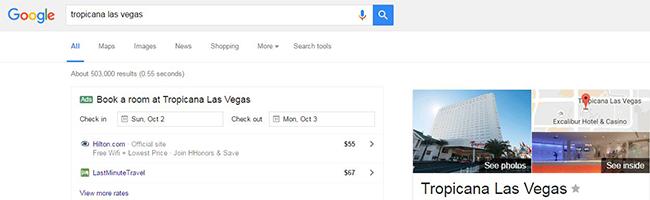 google-hotel-test