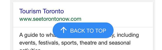 google-back-top-bouton