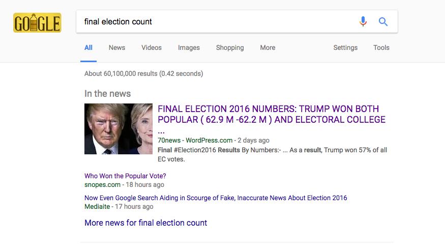 google-actualite-fausse-nouvelle