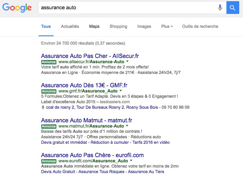 google-adwords-annonces-vertes