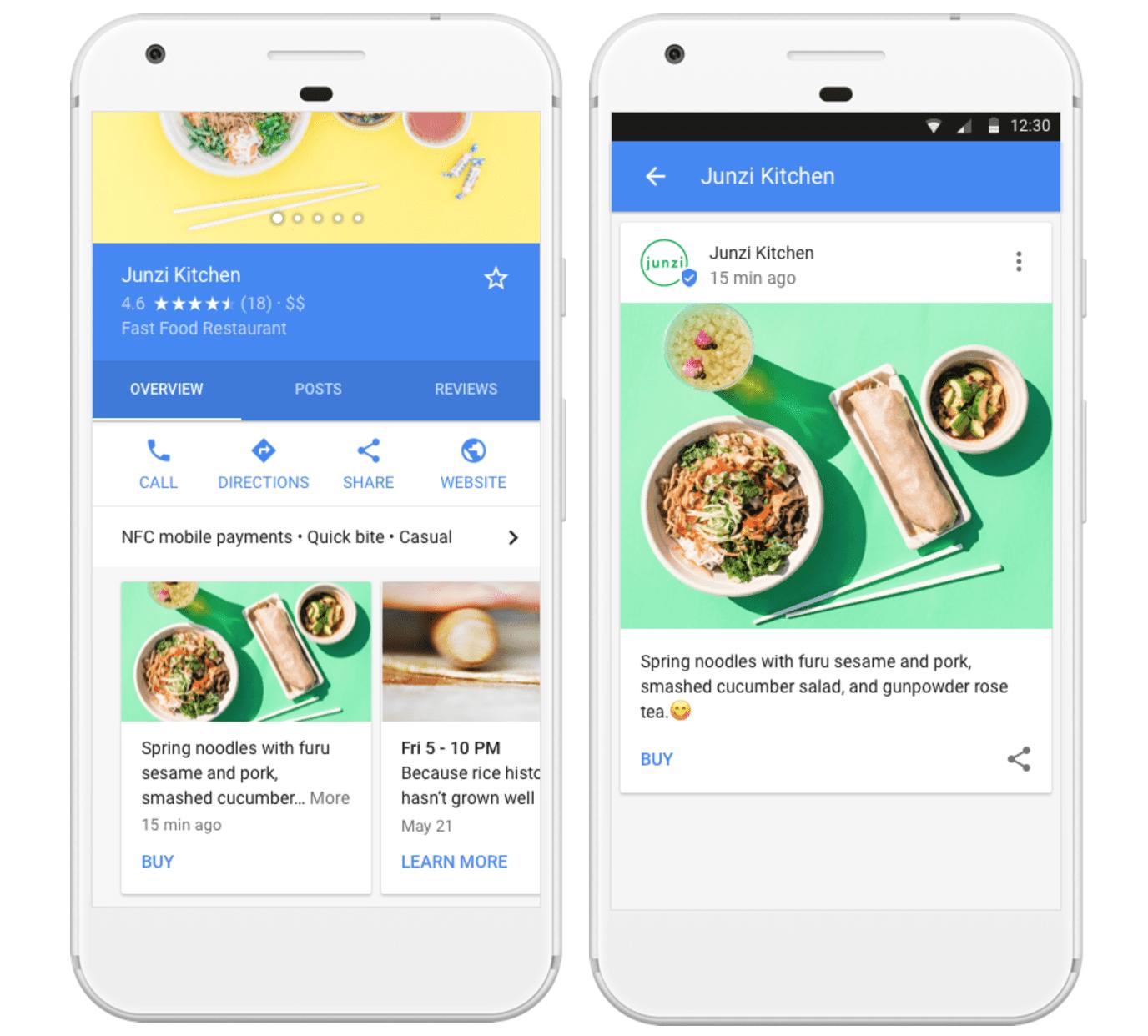 google-posts-deploiement