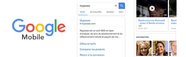 google-mobile-interface