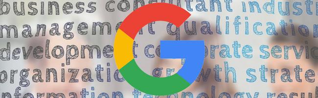 google-mots-clés