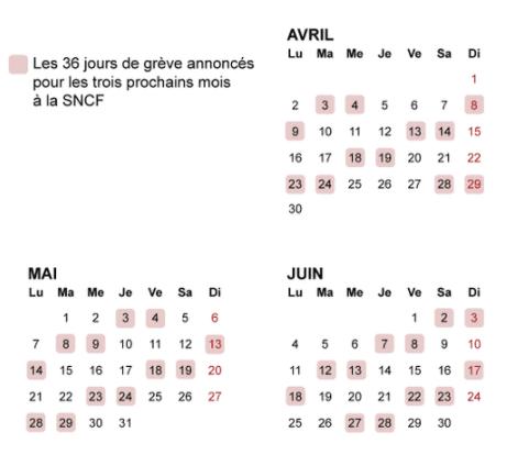calendrier-grèves-sncf