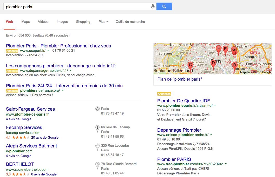 recherche-locale-google