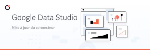 Mise à jour du connecteur Google Data Studio
