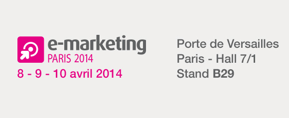 Salon e marketing paris en avril 2014 sharemyclick - Salon emarketing paris ...