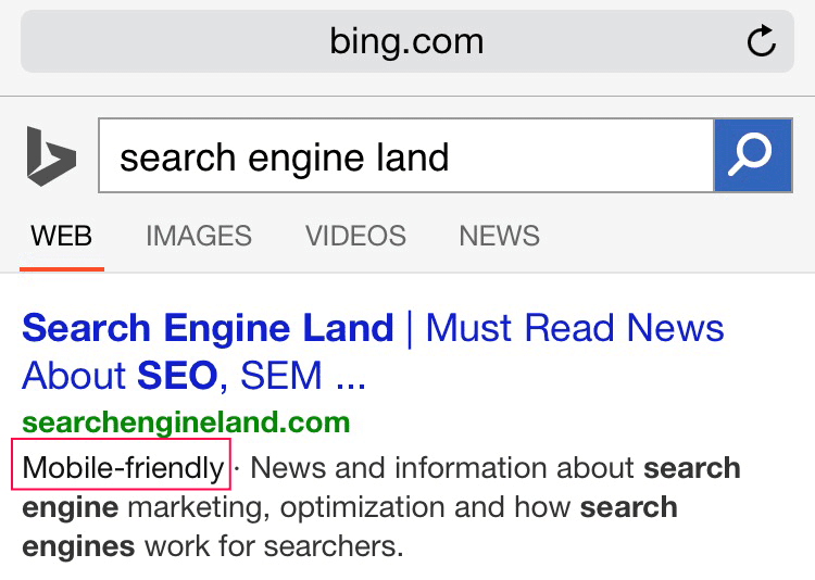 bing-mobile-friendly