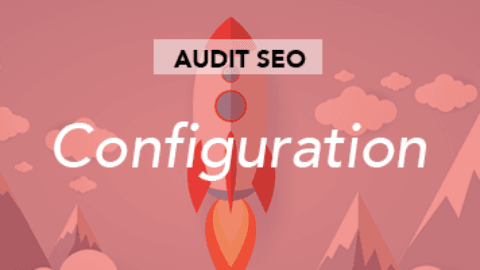 Configuration d'un audit SEO