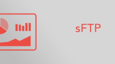 Dépôt des rapports via sFTP