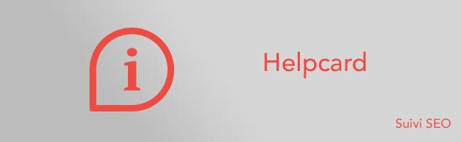 helpcard-icones