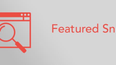 Modification de  la prise en charge des Featured Snippets dans l'outil