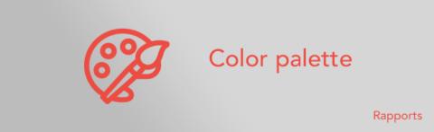 Personnalisez les couleurs de vos rapports
