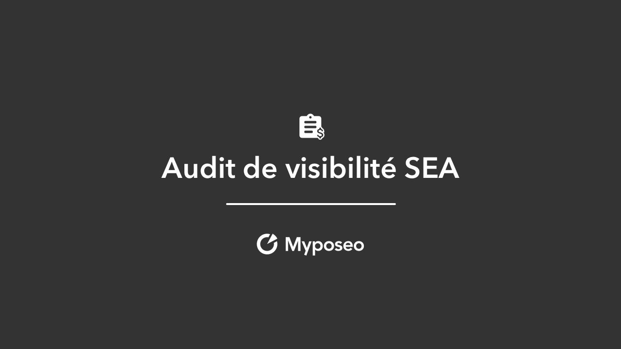 Audit de visibilité SEA